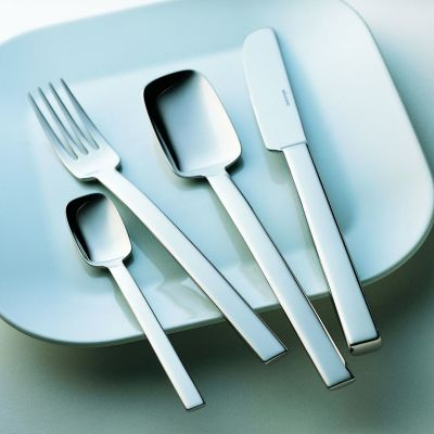 Serving Set - 10 Pieces - Divo in 18/10 Stainless Steel