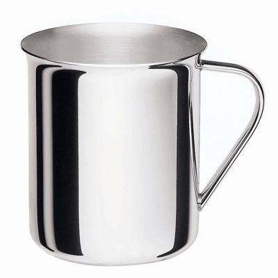 Cup With Handles Spaten in Silver Plated