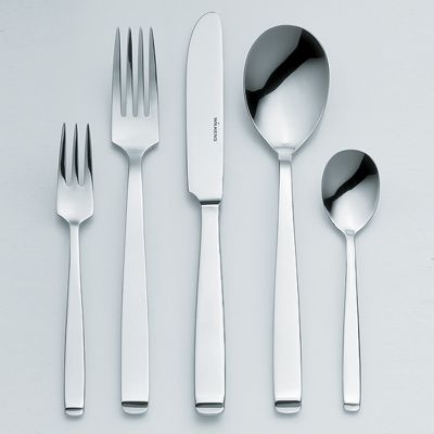 Cutlery Set - 24 Pieces - Altura in 18/10 Stainless Steel