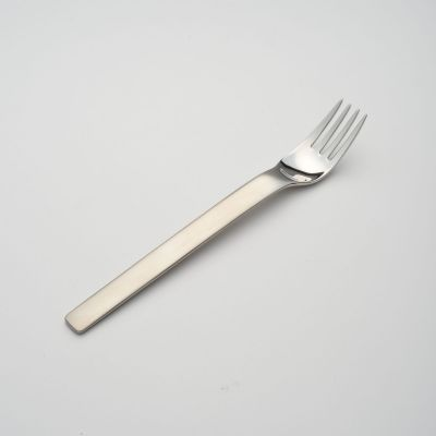 Dessert Fork Classico in 18/10 Stainless Steel Satinated Surface