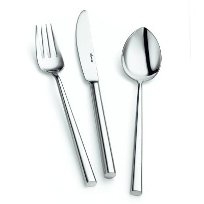Coffee Spoon Set - 6 Pieces - Palladio in 18/10 Stainless Steel
