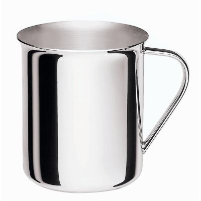 Childrens cup With Handles Spaten in Silver Plated with birth engraving