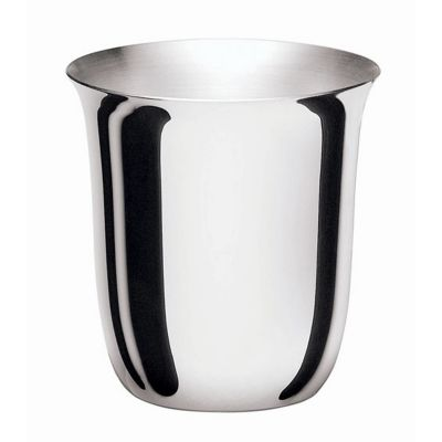 Childrens Cup Without Handles in Silver Plated