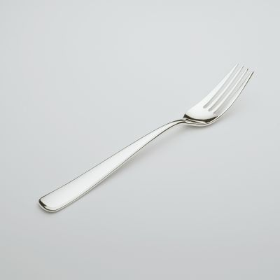 Dinner Fork Opera in 925 Sterling Silver Polished Surface