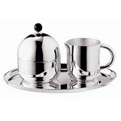 Creamer Silhouette in Silver Plated