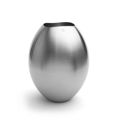 Vase Elan in 18/10 Stainless Steel