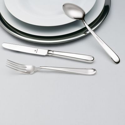 Silver Plated Cutlery Set - 24 Pieces - Gala in 180g Silver Plated
